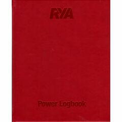 RYA Power Logbook G58