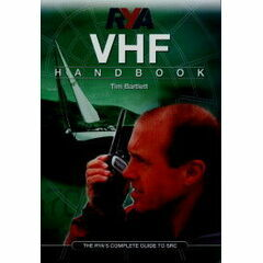 RYA VHF Handbook By Tim Bartlett