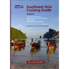 Imray Southeast Asia Cruising Guide  Vol. 2 (second edition)