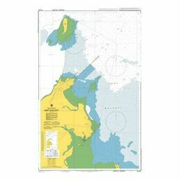 AUS56 Port Walcott Admiralty Chart