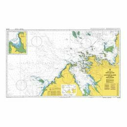 AUS323 Adele Island to Lacepede Islands including King Sound Admiralty Chart