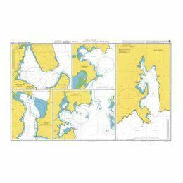 AUS174 Plans in Tasmania - South East Coast Admiralty Chart