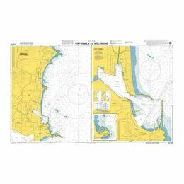 AUS195 Port Kembla and Wollongong Admiralty Chart