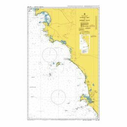 AUS342 Streaky Bay to Whidbey Isles Admiralty Chart