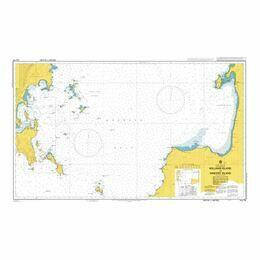 AUS776 Williams Island to Winceby Island Admiralty Chart