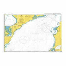 AUS777 Winceby Island to Point Riley Admiralty Chart