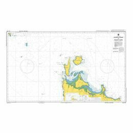 AUS790 Stokes Point to Rocky Cape Admiralty Chart
