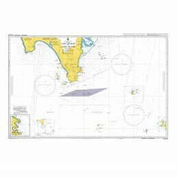 AUS802 Cape Liptrap to Cliffy Island Admiralty Chart