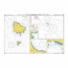 AUS609 Norfolk Island Admiralty Chart