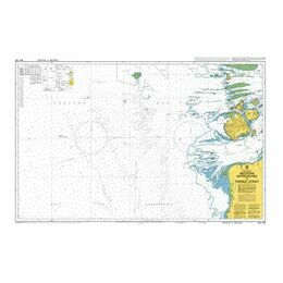 AUS700 Western Approaches to Torres Strait Admiralty Chart