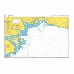 AUS378 Daru Roads to Kerema Bay Admiralty Chart