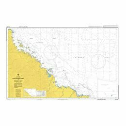 AUS522 North East Coast, Cape Ward Hunt to Nassau Bay Admiralty Chart