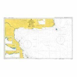AUS523 Nassau Bay to Finsch Harbour Admiralty Chart