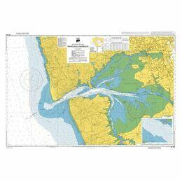 NZ4314 Manukau Harbour Admiralty Chart