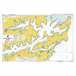 NZ6153 Queen Charlotte Sound Admiralty Chart