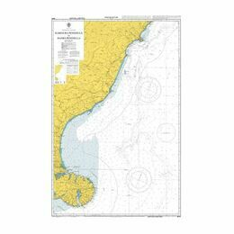 NZ63 Kaikoura Peninsula to Banks Peninsula Admiralty Chart
