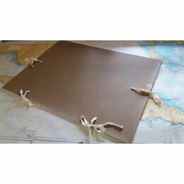 NP713  Folio Cover for Admiralty Charts