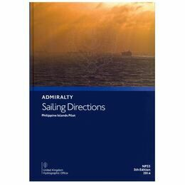 Admiralty Sailing Directions NP33 Philippine Islands Pilot
