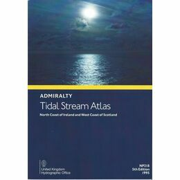 NP 218 Admiralty Tidal Stream Atlas for North Coast of Ireland and West Coast of Scotland