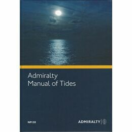 NP 120 Admiralty Manual of Tides