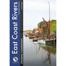 Imray East Coast Rivers Cruising Companion 19th Edition