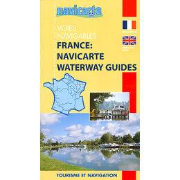 Fluviacarte No. 31. Canal de Bourgogne Guide