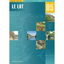 Imray Editions Du Breil No. 5 Le Lot Waterway Guide