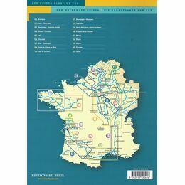 Imray Editions Du Breil No. 7 Midi / Carmague Waterway Guide