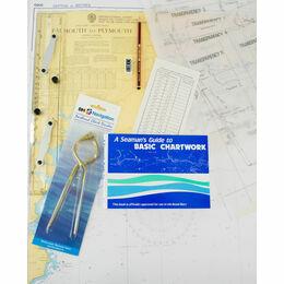 Marine Navigation Chart Plotting Kit (2)
