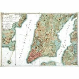 AALE002 New York / New Jersey Admiralty Collection Archive Chart