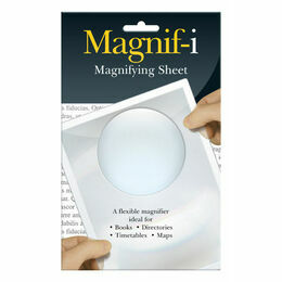 Magnif-i Magnifying Sheet