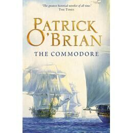 The commodore - Patrick O'Brien