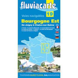 Fluviacarte 19 Bourgogne Est