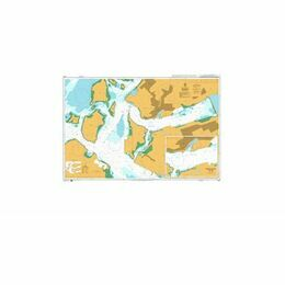 1007 Mokpo Admiralty Chart