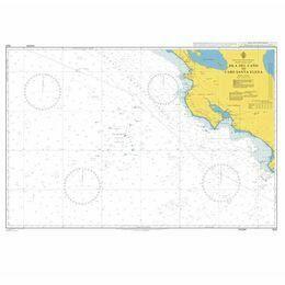 1021 Isla Del Cano to Cabo Santa Elena Admiralty Chart