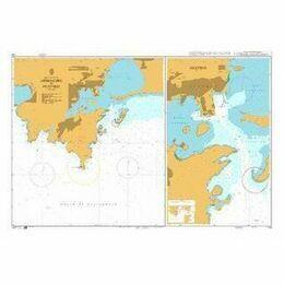 1106 Mazatlan Admiralty Chart