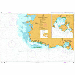 2066 Southern Antigua Admiralty Chart
