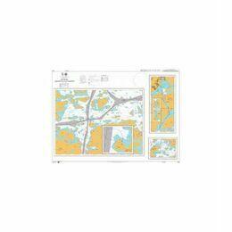 2185 Lovskar, Askgrund and Parainen Admiralty Chart