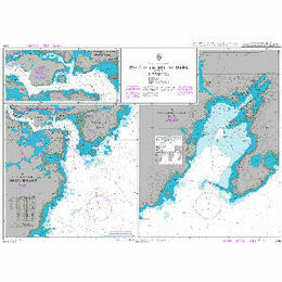 2483 Ports in The Gulf of Maine Admiralty Chart