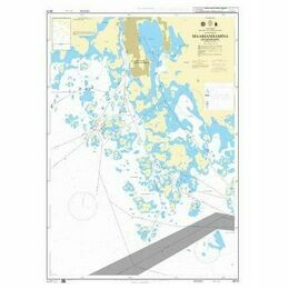 2614 Maarianhamina Admiralty Chart