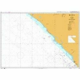 305 Gamba to Pointe-Noire Admiralty Chart