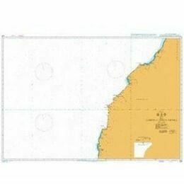 309 Lobito to Ponta Grossa Admiralty Chart