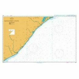 320 Kalingapatnam to Gopalpur Admiralty Chart
