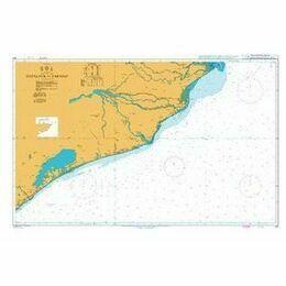 321 Gopalpur to Paradip Admiralty Chart