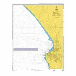 4217 Arica Admiralty Chart