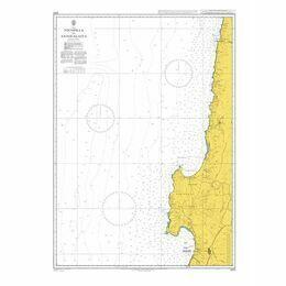4223 Tocopilla to Antofagasta Admiralty Chart
