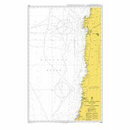 4225 Bahia Mejillones del Sur to Puerto Caldera Admiralty Chart