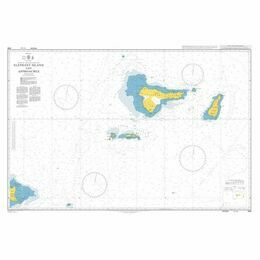 449 Elephant Island and Approaches Admiralty Chart