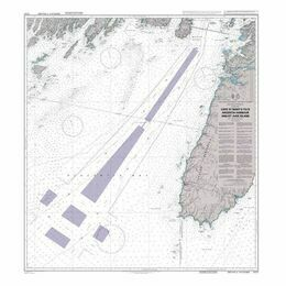 4737 Cape St Marys to/A Argentia Harbour and /Et Jude Island Admiralty Chart