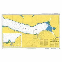 4741 Humber Arm Meadows Point to/A Humber River Admiralty Chart